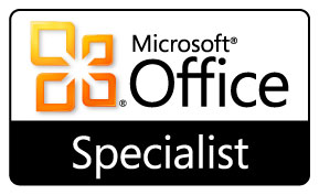 microsoft office mos specialist