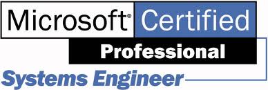 microsoft ms professional system engineer