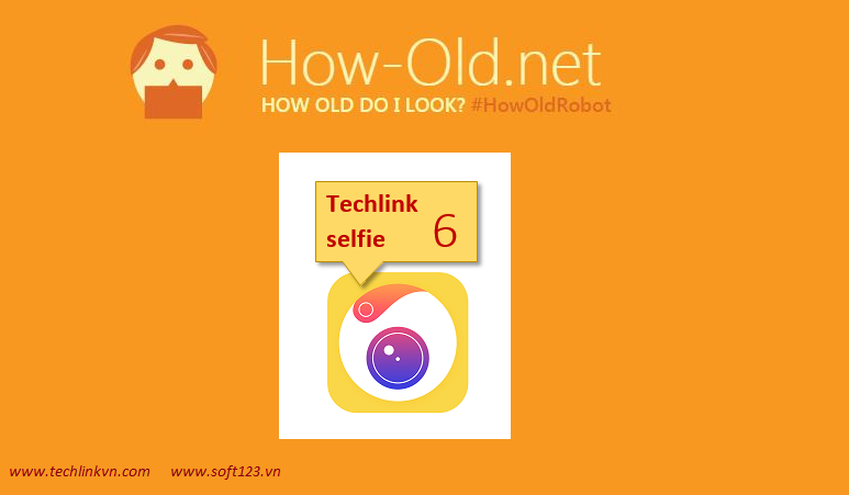 techlinkvn selfie how-old.net